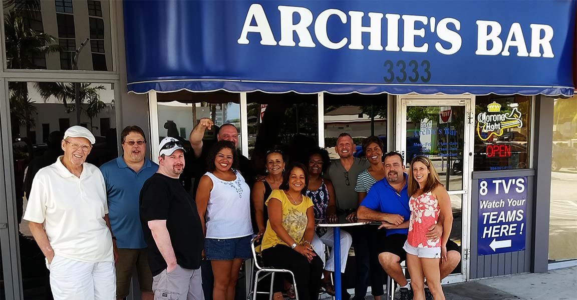 Archie's Bar - Serving Since 1995