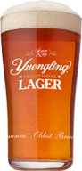 Beer List - Yuengling
